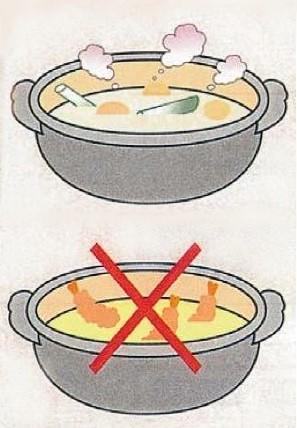 鍋イラスト
